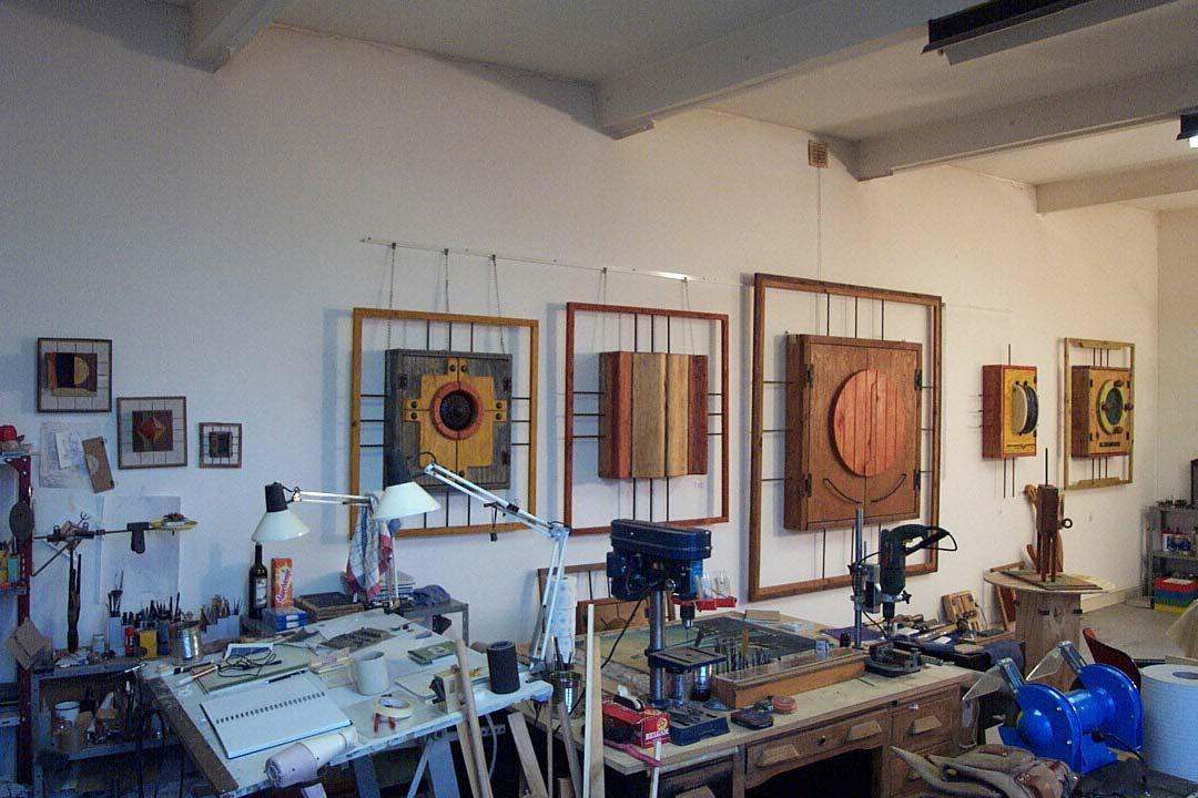 L'atelier du Rudolf Boogerman