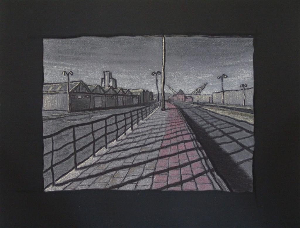 Harbor road II - Antwerp North